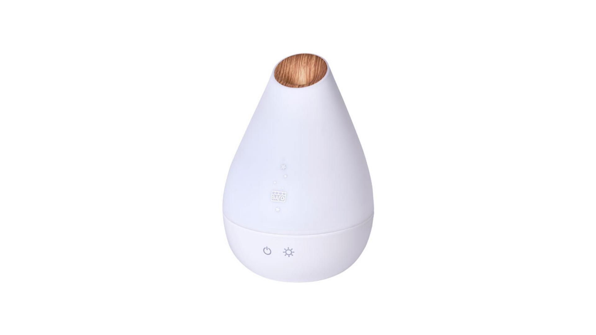 Saro | Difusor e Humidificador Ultrassónico com Luz