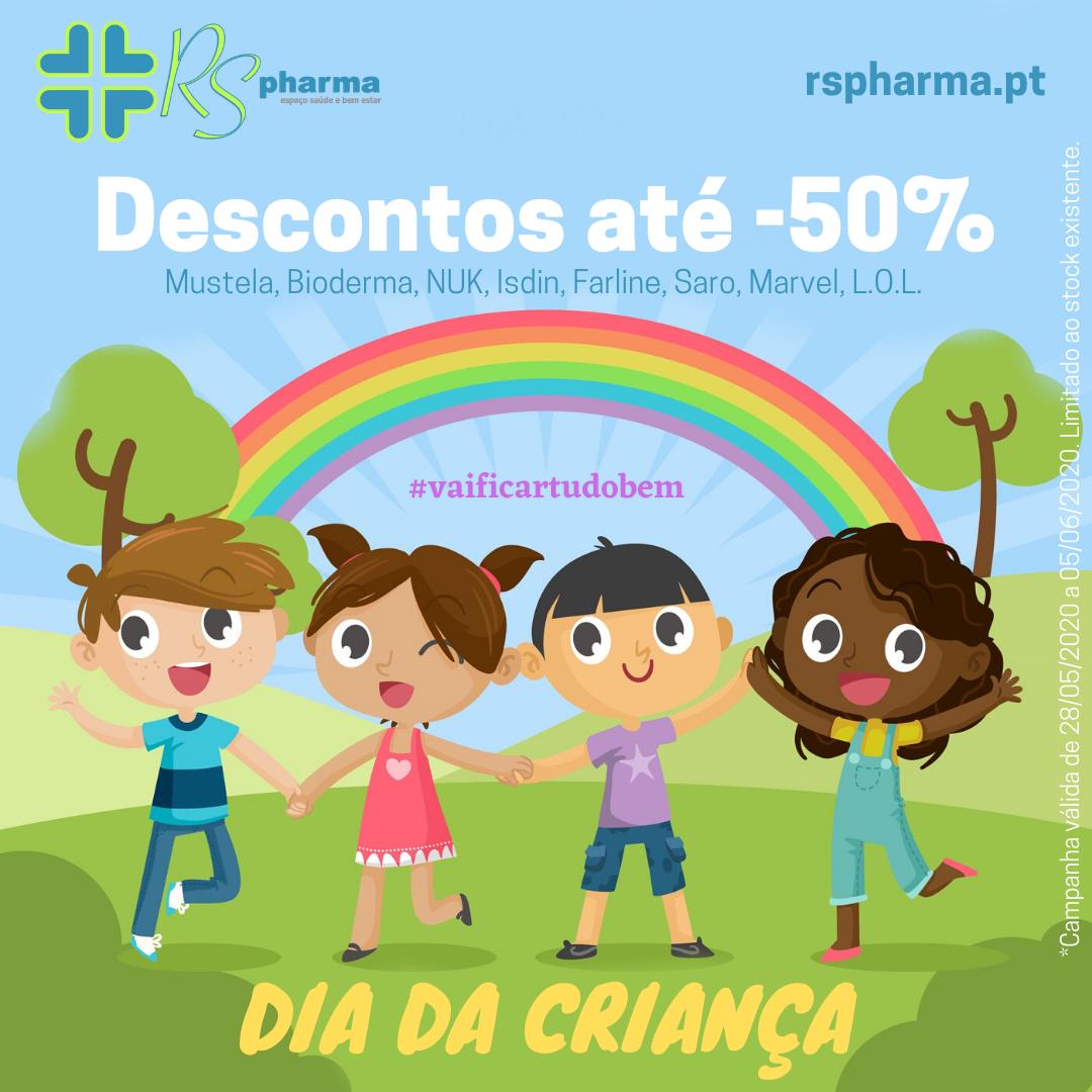 Promoções Dia Mundial da Criança 2020 🌈