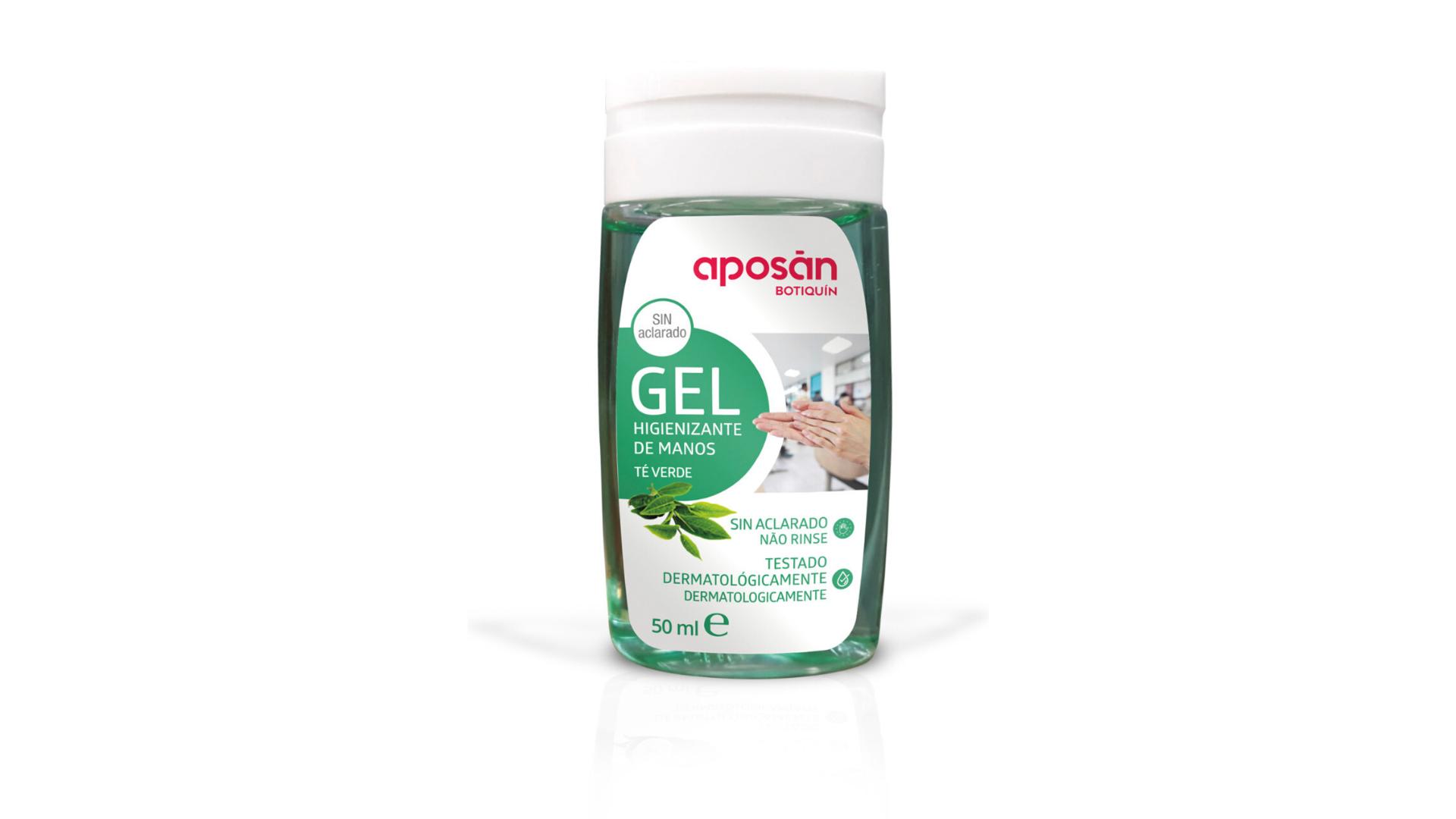 Aposan | Gel Higienizante de Mãos Chá Verde
