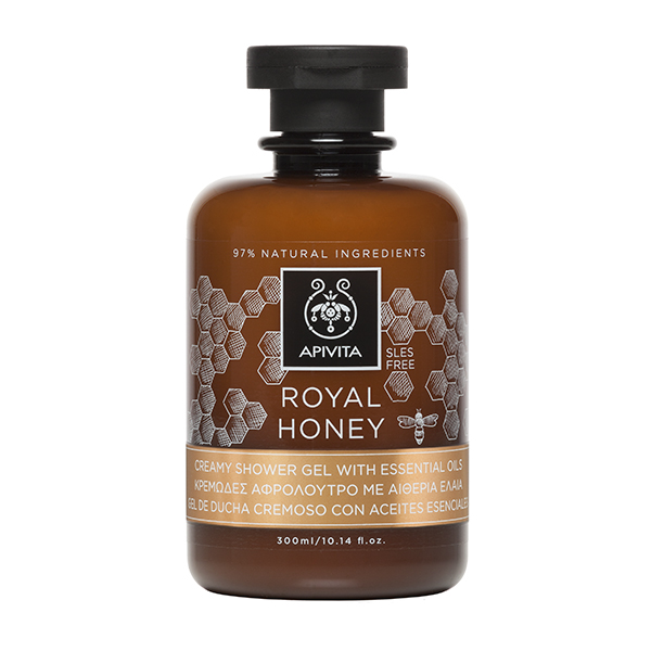 Apivita | Gel de Banho Royal Honey 300ml
