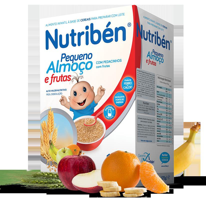 Nutribén | Pequeno Almoço e Frutas 750g