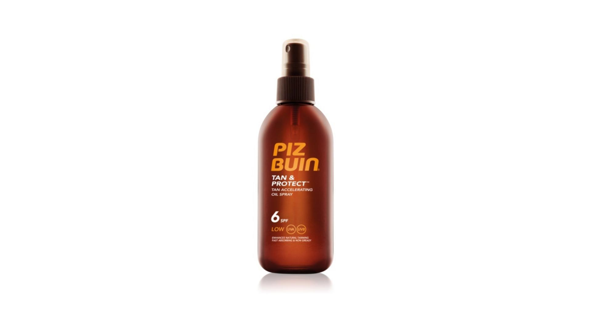 Piz Buin | TAN & PROTECT Óleo Spray SPF6
