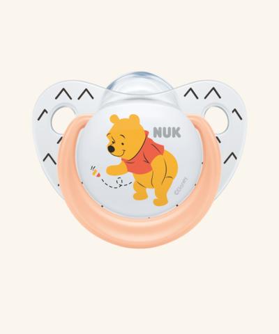 NUK | Chupeta Disney Winnie the Pooh (Silicone, 6-18m) x 2