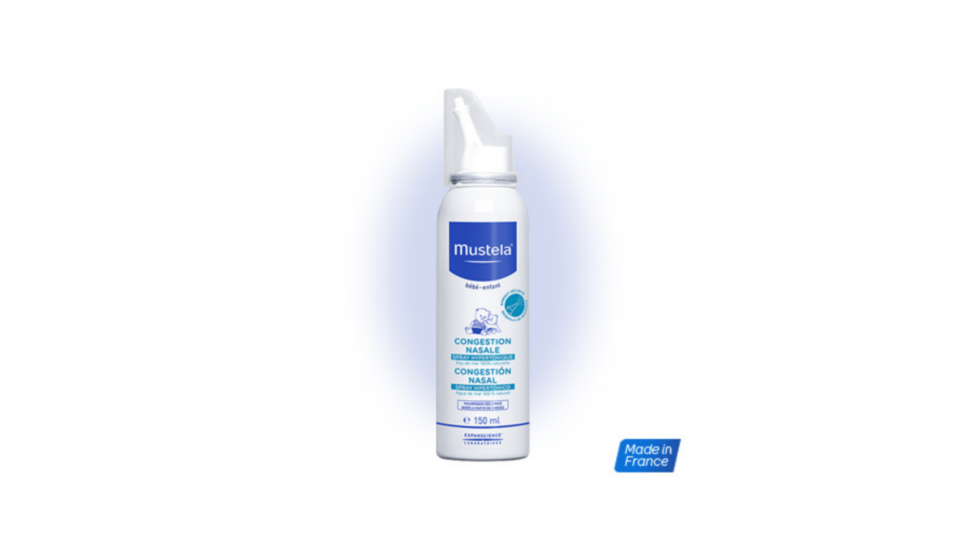 Mustela | Spray Congestão Nasal 150ml