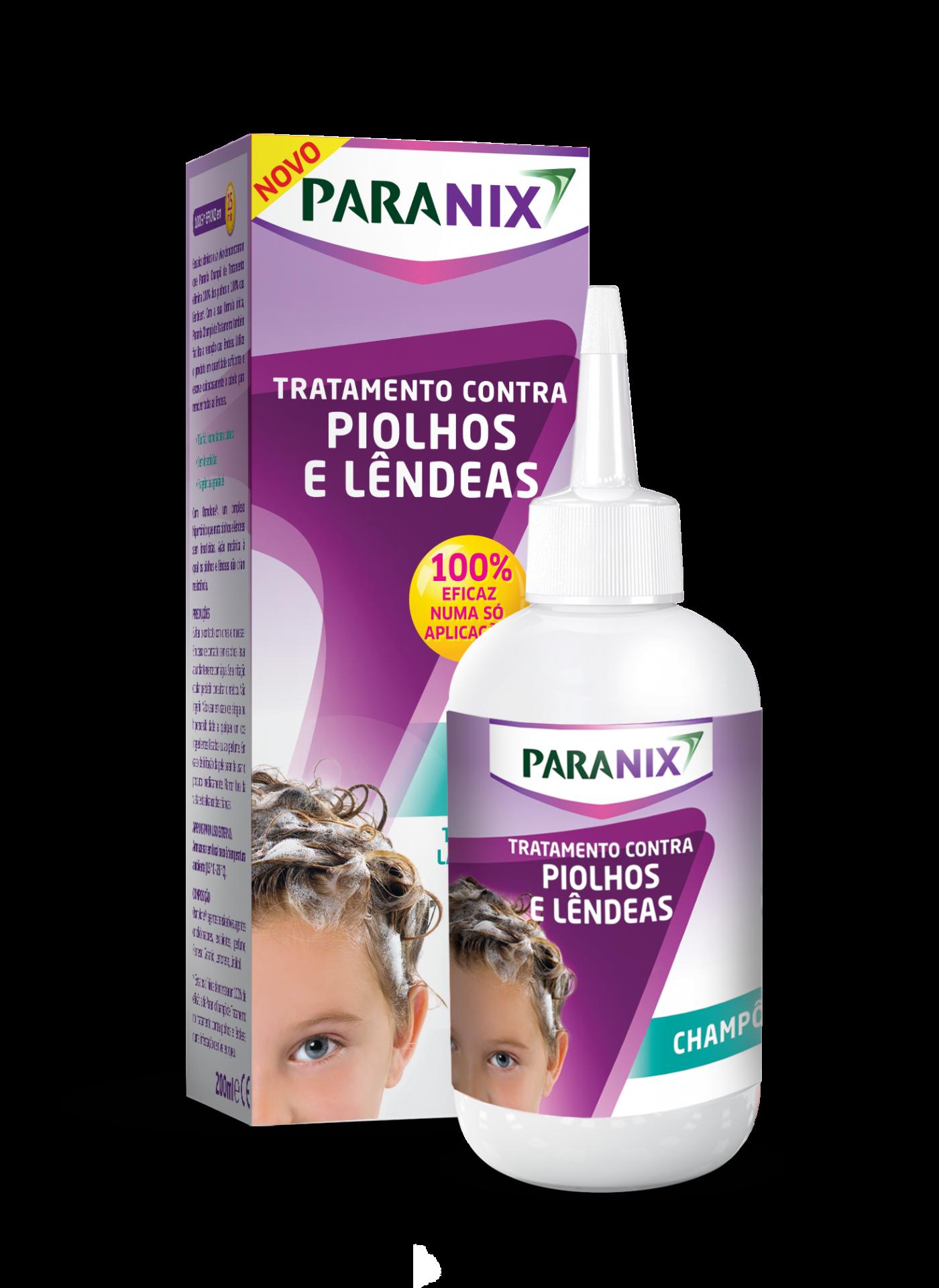 Paranix | Champô de Tratamento 200ml