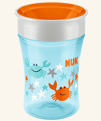 NUK | Magic Cup Laranja 230ml