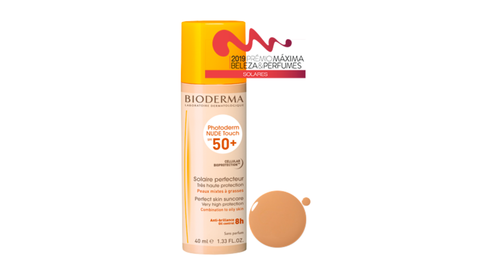 Bioderma | Photoderm NUDE Touch SPF 50+ 40ml