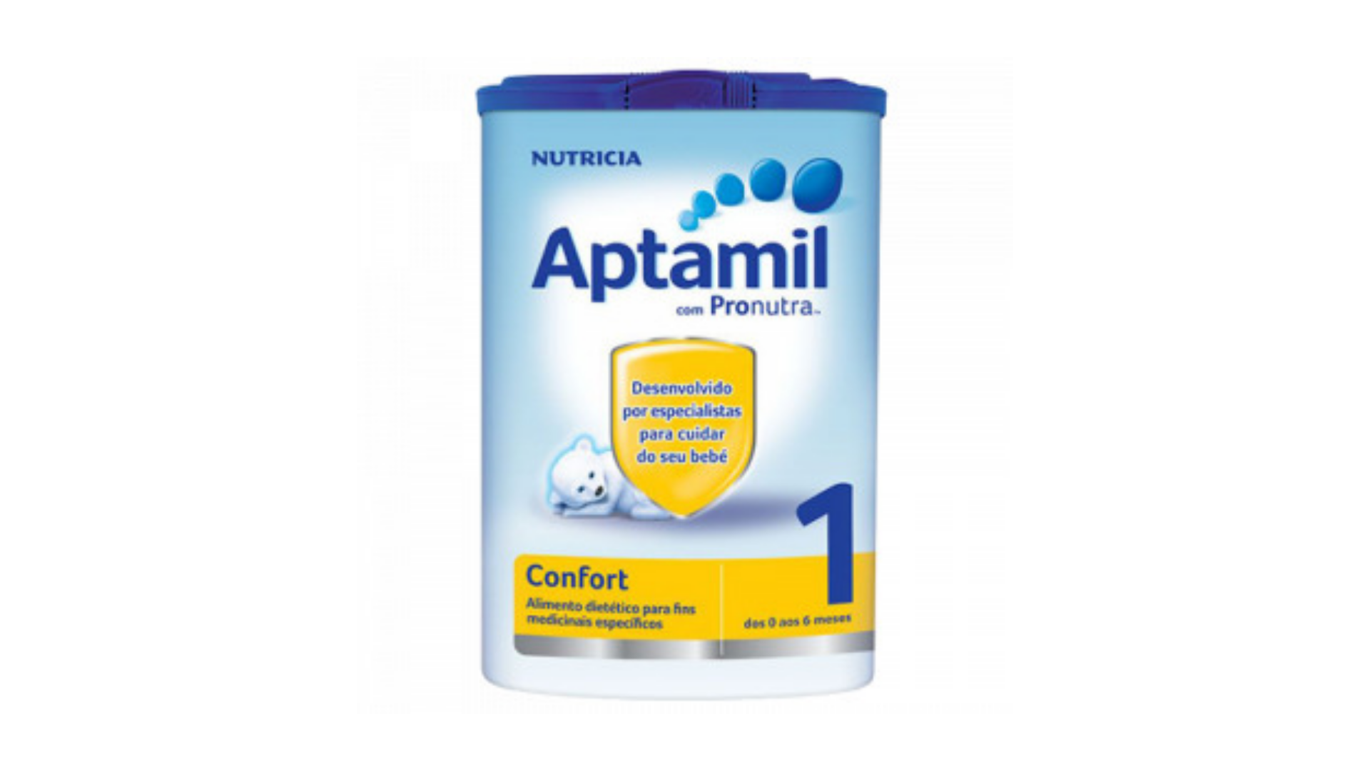 Aptamil Confort 1 | Obstipação e Cólicas 800g