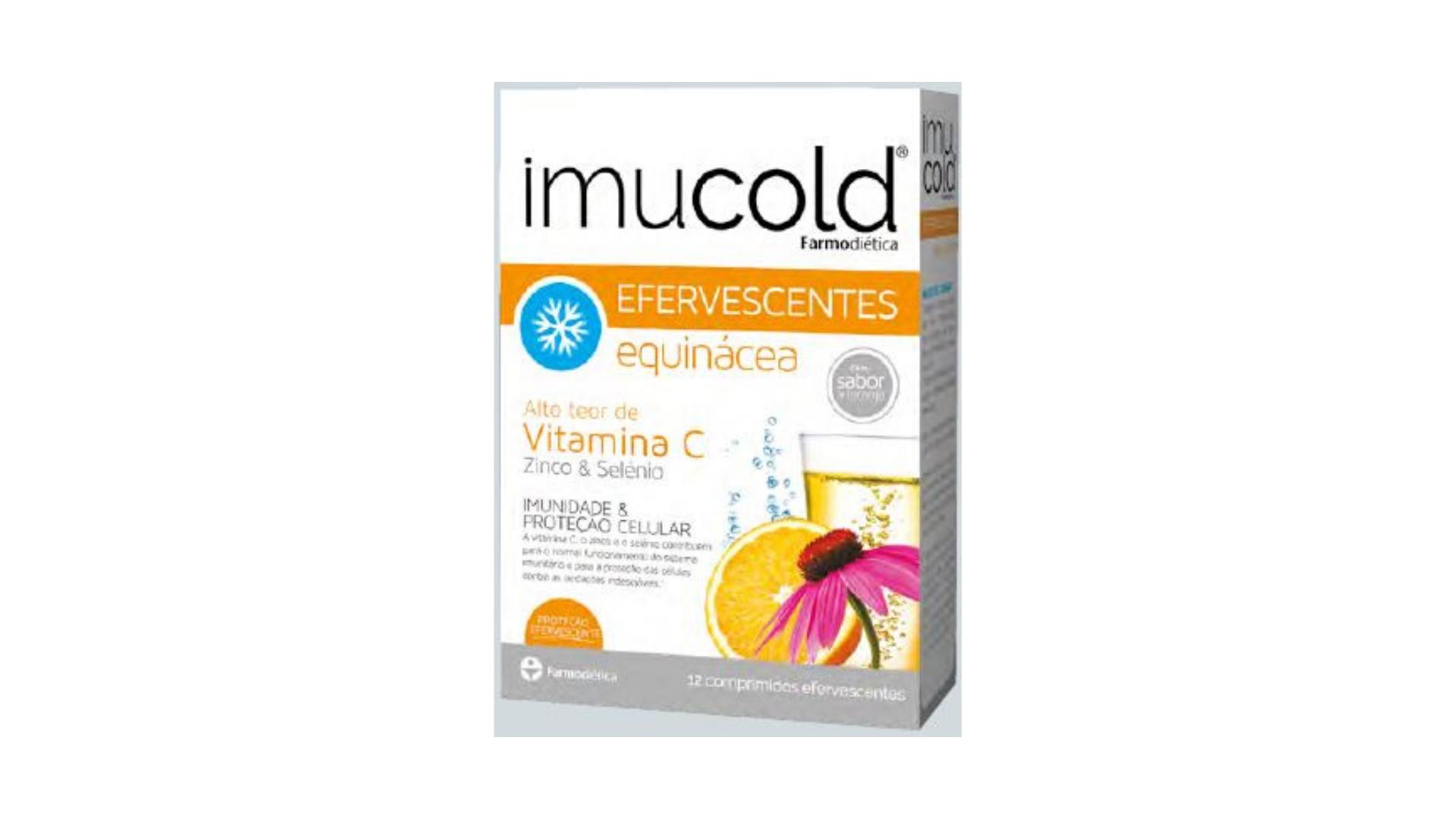 Imucold | Efervescentes 12 comprimidos