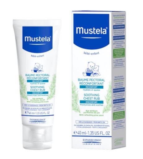 Mustela | Bálsamo Reconfortante 40ml