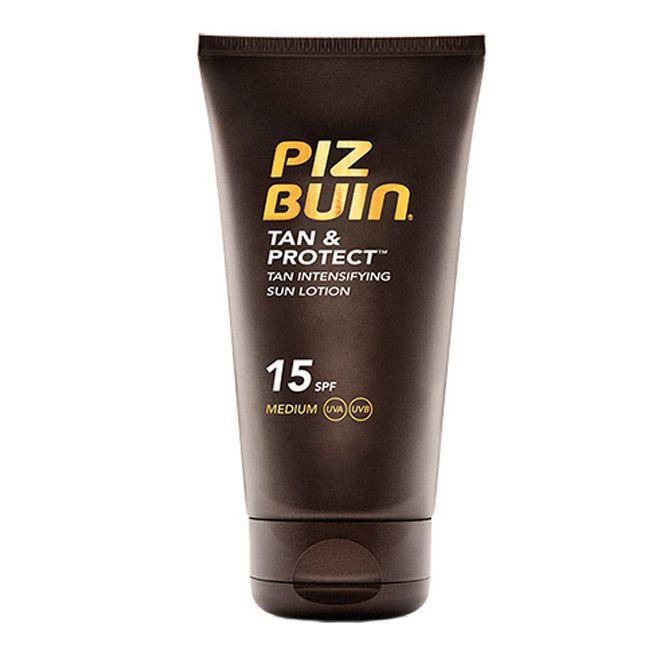 Piz Buin   TAN & PROTECT Loção Solar SPF15