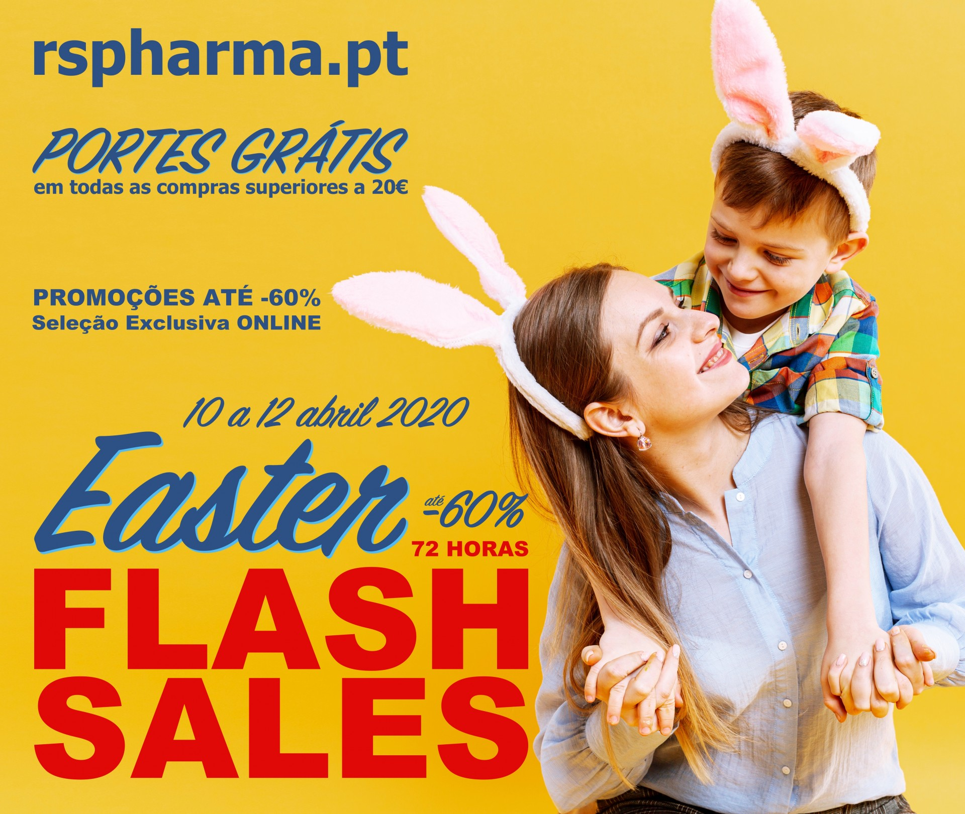Easter FLASH SALES