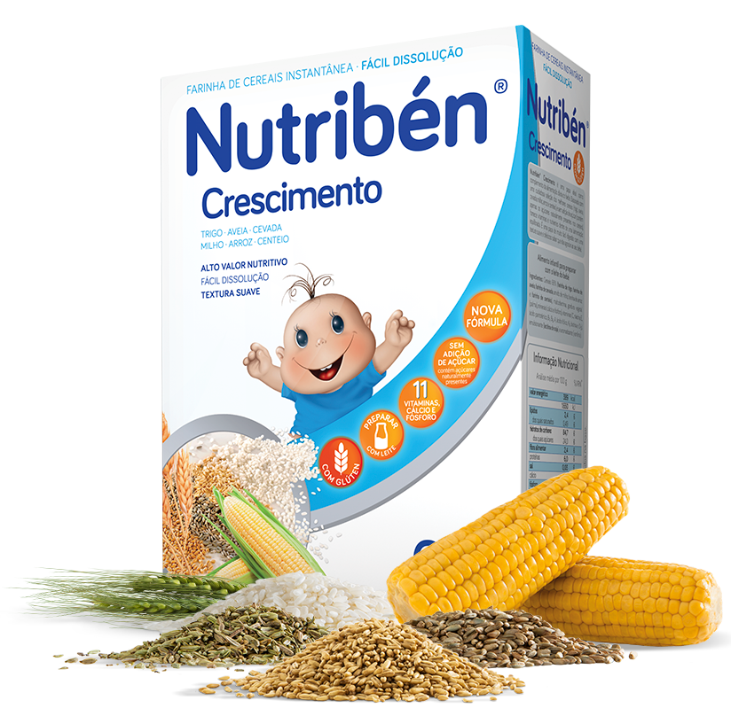 Nutribén | Crescimento 300g