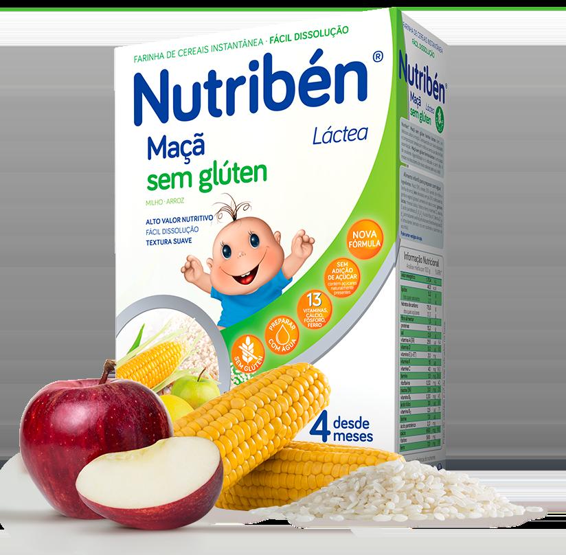 Nutribén | Maçã 300g