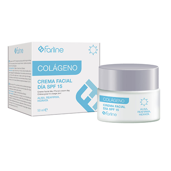 Farline | Colágeno Creme Facial Dia