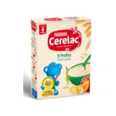 Cerelac | 5 Frutos 250g