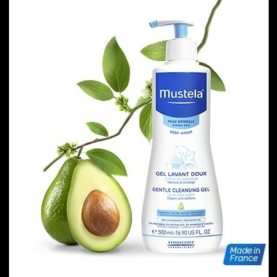 Mustela | Gel Lavante Suave 500ml