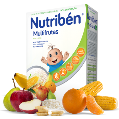 Nutribén | Multifrutas 300g