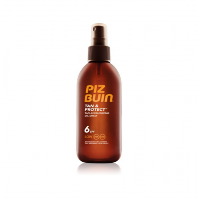 Piz Buin | TAN & PROTECT Óleo Spray SPF6