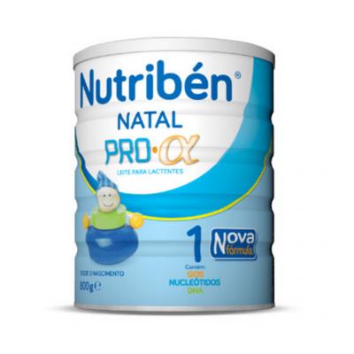 Nutribén | Natal 1 PRO-ɑ 800g