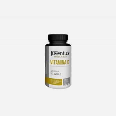 Juventus | Vitamina E 60 Cápsulas