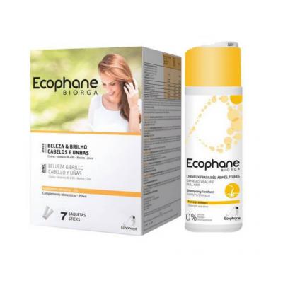 Ecophane   30 Saquetas Pó (Oferta Champô Fortificante 100ml)
