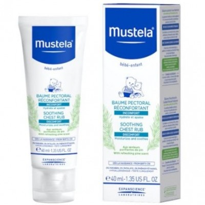 Mustela | Bálsamo Reconfortante 40ml