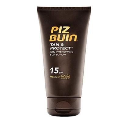 Piz Buin | TAN & PROTECT Loção Solar SPF15