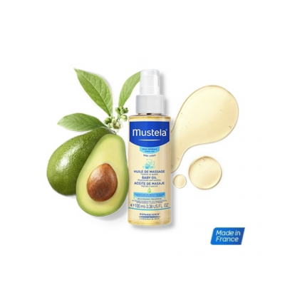 Mustela | Óleo de Massagem Spray 100ml