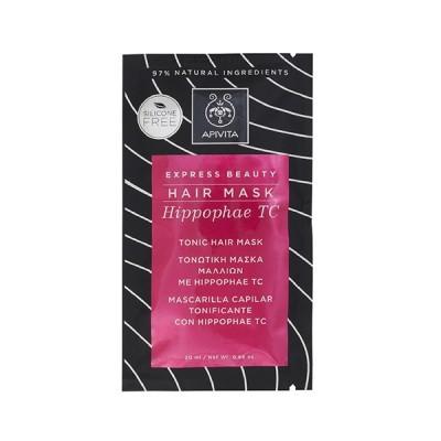 Apivita | Express Beauty Máscara Capilar Tonificante Hippophae TC