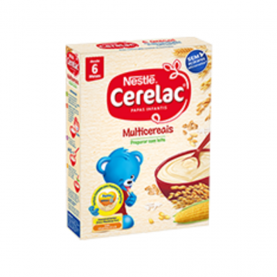 Cerelac | Multicereais 250g