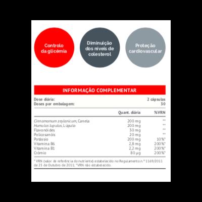 Biobalance   Sindrox 60 Cápsulas