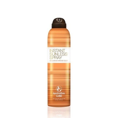Australian Gold | Instant Sunless Spray