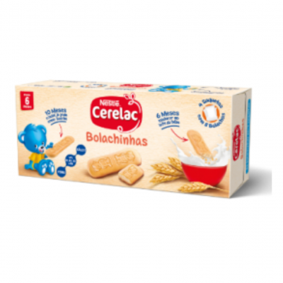 Cerelac | Bolachinhas 180g