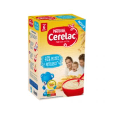 Cerelac | Farinha Láctea -40% Açúcares 1kg