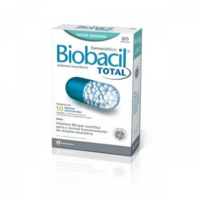 Biobacil | Total 20 Cápsulas