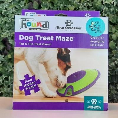 Dog Treat Maze