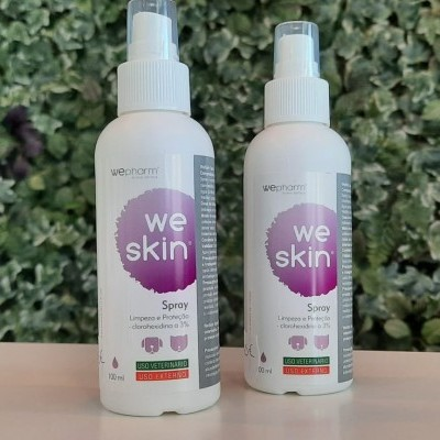 WeSkin Spray