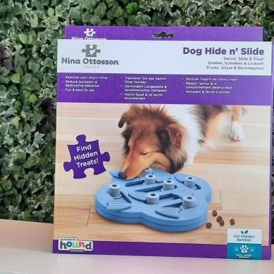Dog Hide N Slide