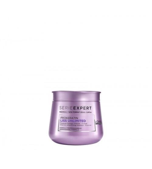 Máscara L'Oréal Liss Unlimited 250ml