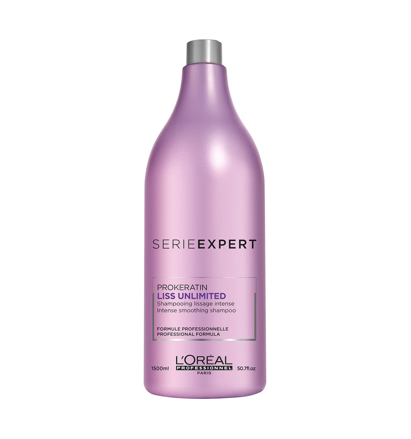 Champô L'Oréal Liss Unlimited 1500ml
