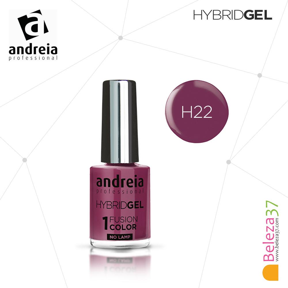Hybrid Gel Andreia – Fusion Color H22