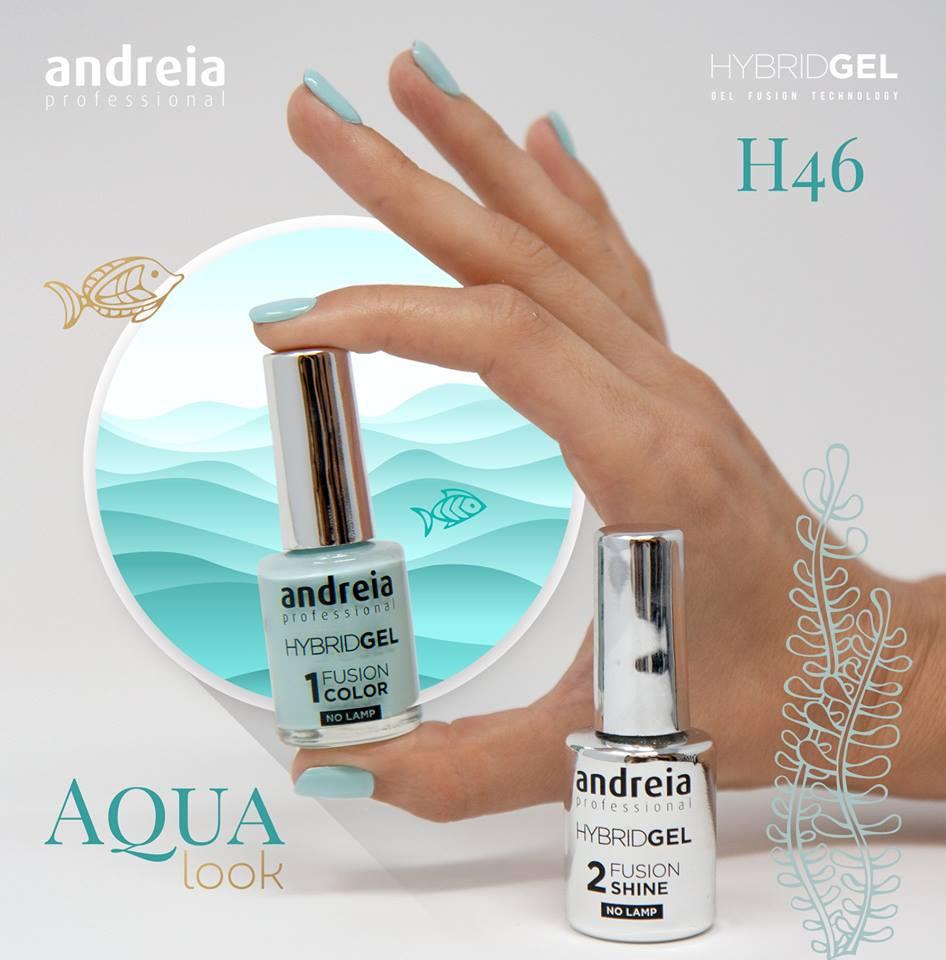 Hybrid Gel Andreia – Fusion Color H46
