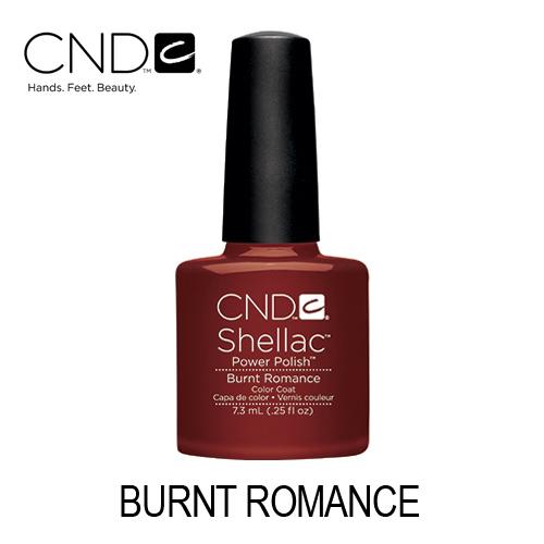 CND Shellac – Burnt Romance