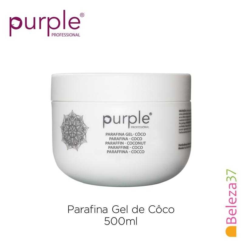 Parafina Gel de Côco Purple 500ml