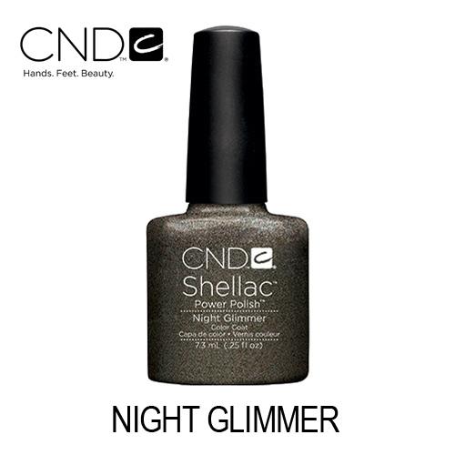 CND Shellac – Night Glimmer