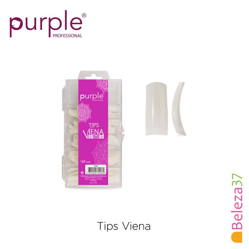 PURPLE – Tips Viena (100 unidades)