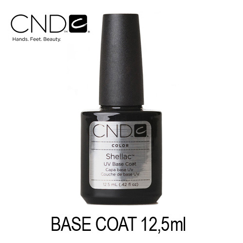 CND Shellac — BASE COAT 12,5ml
