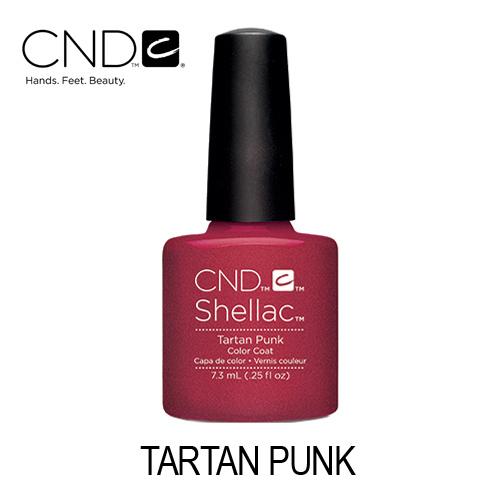 CND Shellac – Tartan Punk