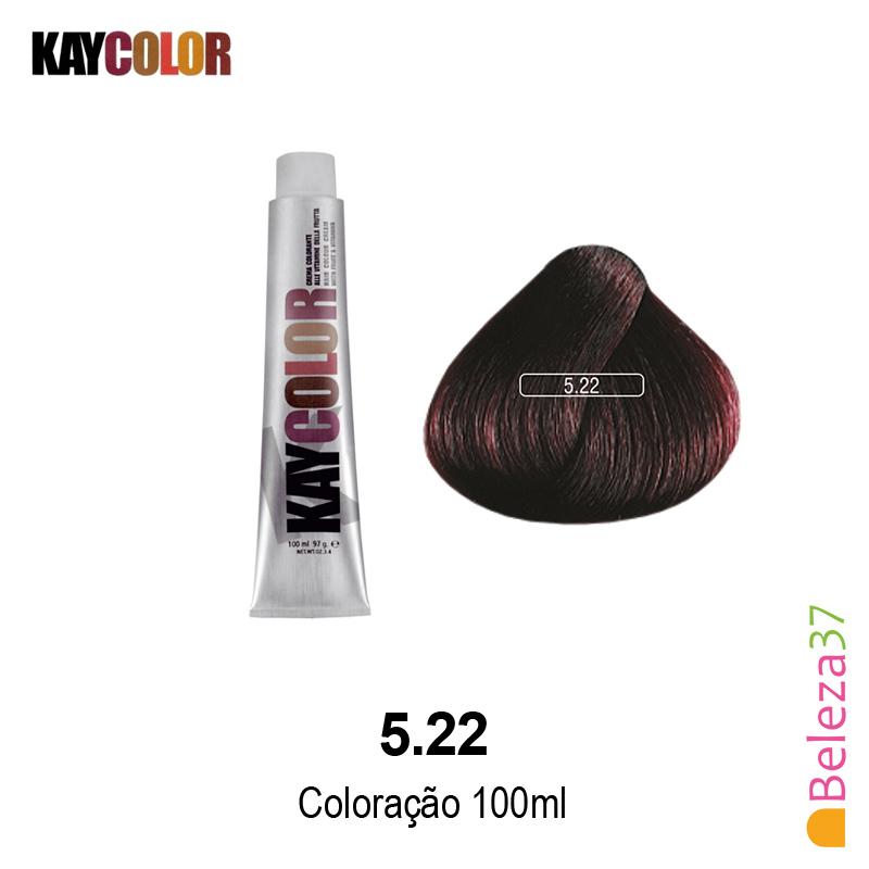 KayColor Coloração 100ml - Cor 5.22